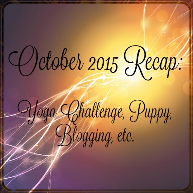 October2015Recap