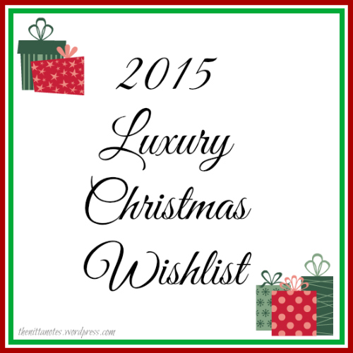 2015ChristmasWishlist